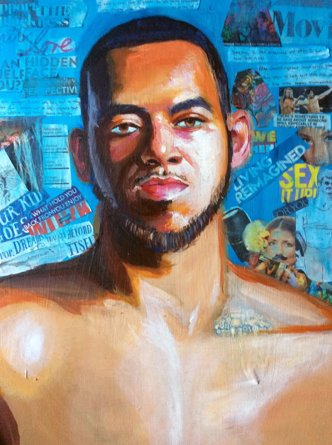 Brandon Moultrie - portrait