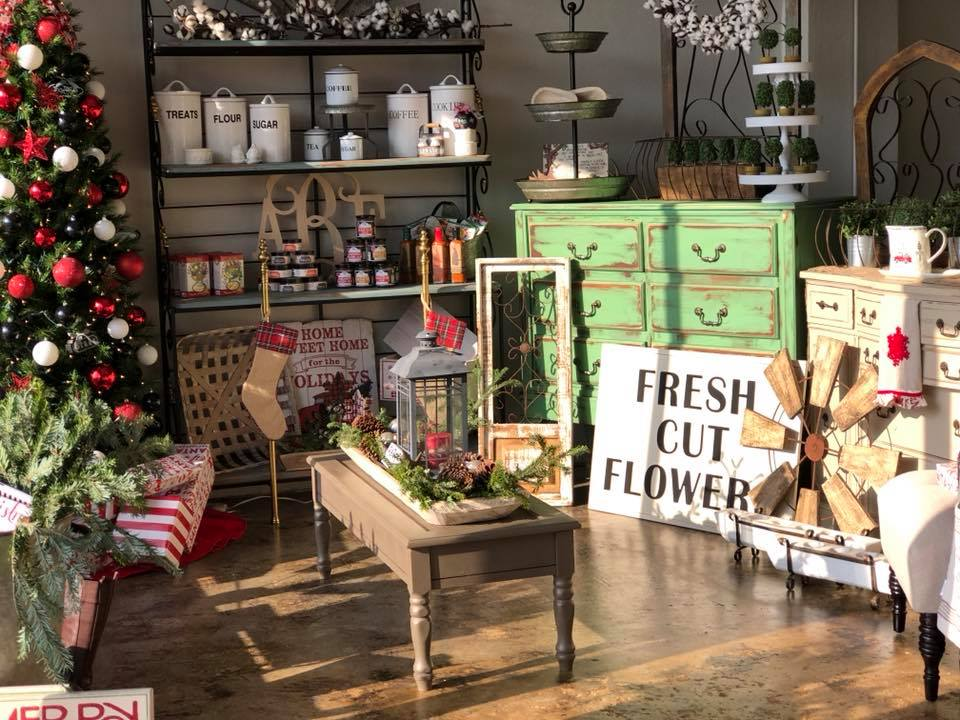 Home Furnishings Market and Boutique