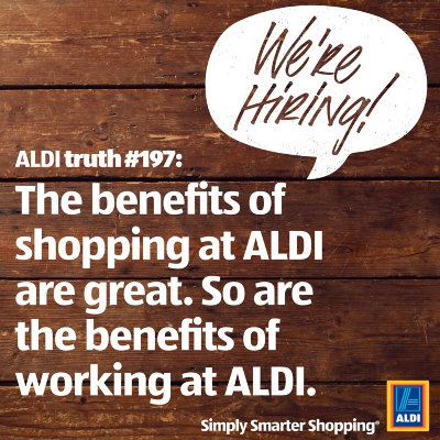 Jobs at Aldi