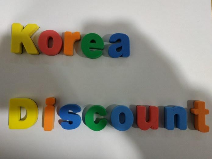 Korea-discount
