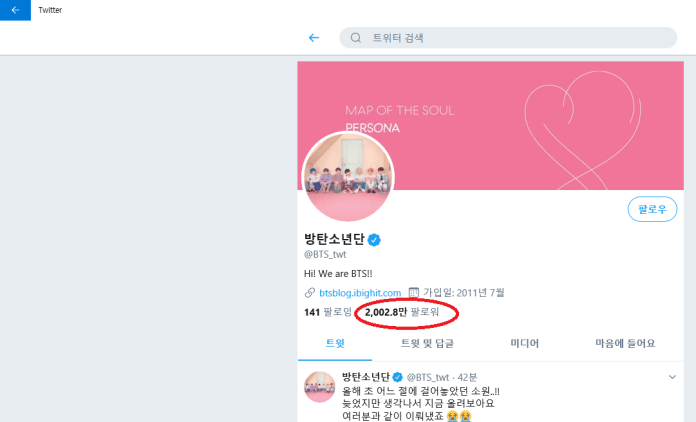 BTS-Twitter-followers-top-20-million