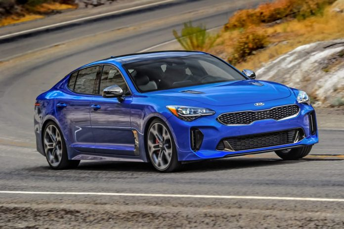 Kia-Stinger-recognized-for-safety-excellence