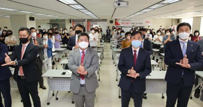 ABL-chief-visits-epicenter-of-Korea's-COVID-19-fight