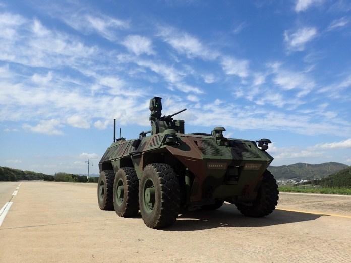 Korea-developing-big-sized-unmanned-surveillance-vehicle