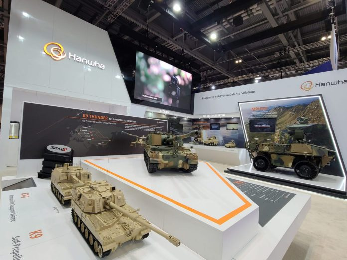 Hanwha-Defense-forms-Team-Thunder-in-UK