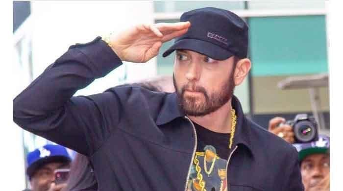 Eminem apologises after black-owned company hits back at him over diss track