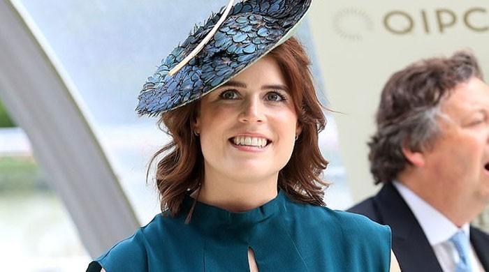 Princess Eugenie candidly shares a scar replace from previous scoliosis surgical procedure