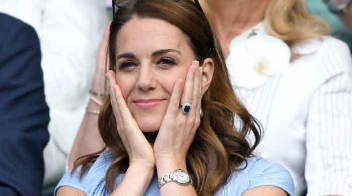 Kate Middleton shares a uncommon selfie video on Instagram