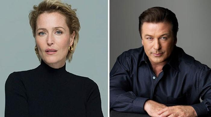 Alec Baldwin riles up the internet after dragging Gillian Anderson's accent