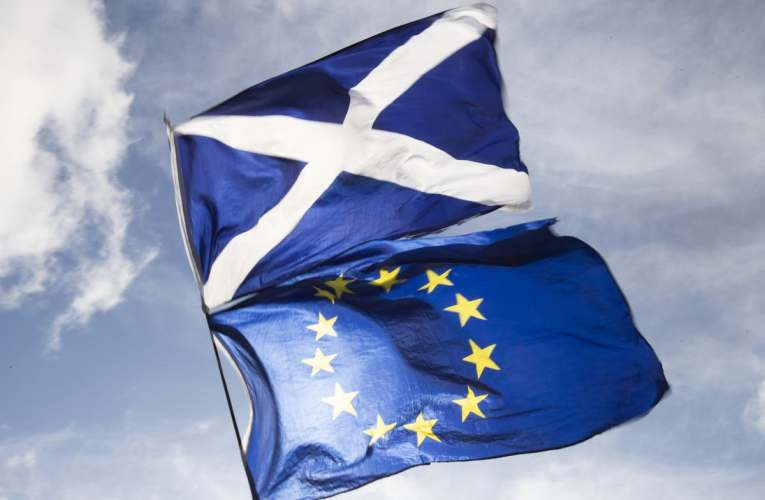 Independent Scotland would wait up to 10 years to join EU, says report