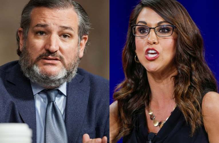 Ted Cruz and Lauren Boebert condemned over prayers for Boulder shooting victims despite push on gun rights