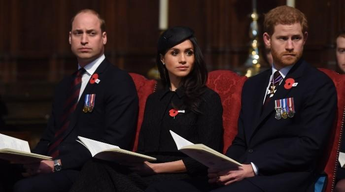 Prince William can't wait to strike back at Meghan and Harry's bombshell tell-all