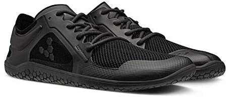 VIVOBAREFOOT Primus Lite II Recycled, Mens Vegan Light Movement Breathable Shoe with Barefoot Sole and No-Sew Construction
