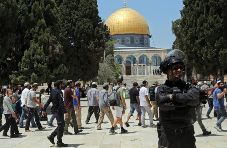A fragile status quo on prayer rights at Jerusalem holy site comes under fresh strain