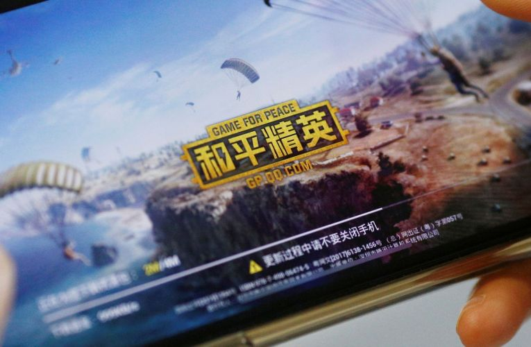 Tencent shares slump after online games branded 'spiritual opium' and 'electronic drugs' by Chinese state media