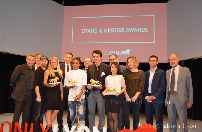 The onlylyon stars & Heroes Awards 2016
