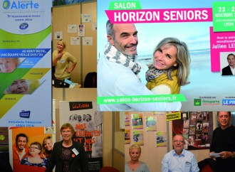 Salon horizon séniors 2016 – le village de 36 associations