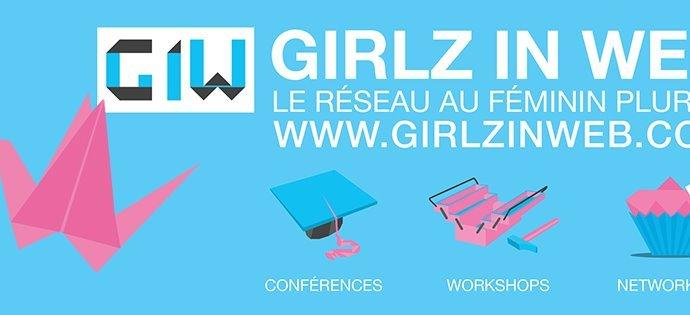 Girlz in Web Lyon event