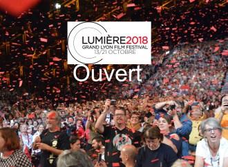 Jean-Paul Belmondo, Alfonso Cuarón, Javier Bardem, Claude Lelouch étaient au coup d'envoi de la 10e édition du festival Lumière