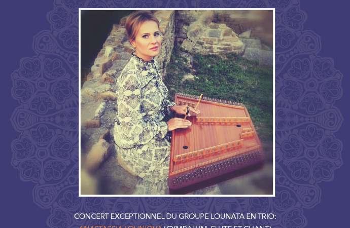 """Concert """"LOUNATA"""" : le voyage mêlant sonorité moderne et musique ancestrale slave"""