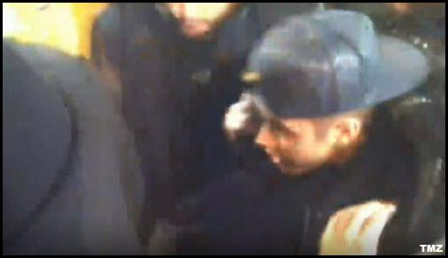 Justin Bieber attacks limo driver