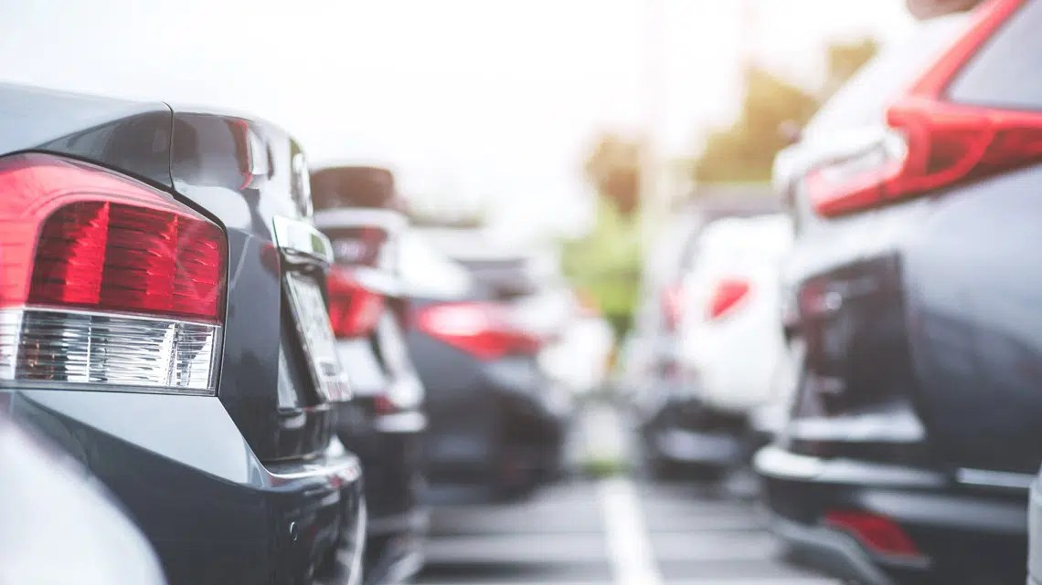What is the source of the high cost of airport parking?