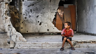 Photo of Children of Syria: Losing faith in Humanity