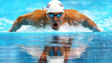 Photo of Michael Phelps: This time I'm done