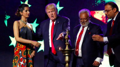 Photo of Donald Trump says 'fan of India and Hindu'