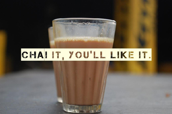 Chai Over Anything