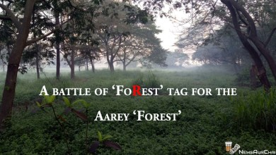 Photo of A battle of 'FoRest' tag for the Aarey 'Forest'