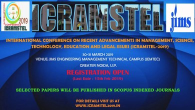 Photo of Every once in a while, a new technology, an old problem, and a big idea turn into an innovation. – ICRAMSTEL 2019