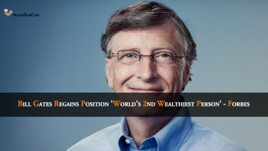 Photo of Bill Gates Regains Position 'World's 2nd Wealthiest Person' – Forbes.