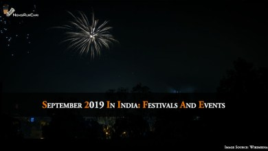Photo of September 2019 In India: Festival And Events