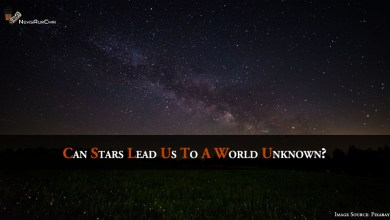Stars Take us to an Unknown World