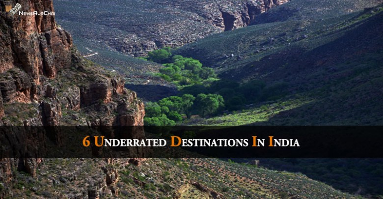 6 Underrated Destinations in India