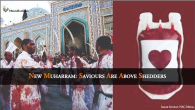 New Muharram: Saviours Are Above Shedders