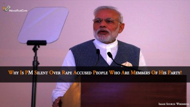 Photo of Why Is PM Silent Over Rape Accused People Who Are Members Of His Party?
