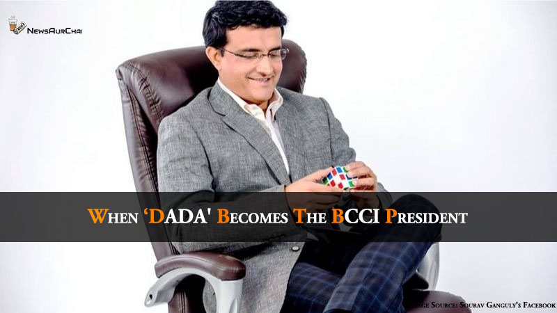 When 'DADA' Becomes BCCI President