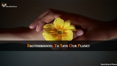 Brotherhood: To Save Our Planet