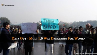 Photo of Data Out – Modi 1.0 Was Dangerous for Women
