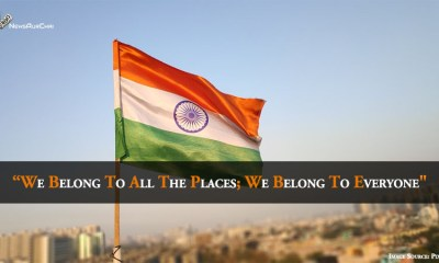 """""""We Belong To All The Places; We Belong To Everyone"""""""