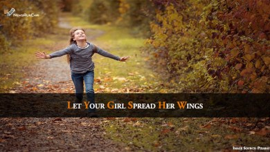 Photo of Let Your Girl Spread Her Wings