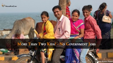 Photo of More Than Two Kids? – No Government Jobs