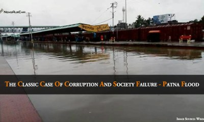 The Classic Case Of Corruption And Society Failure - Patna Flood