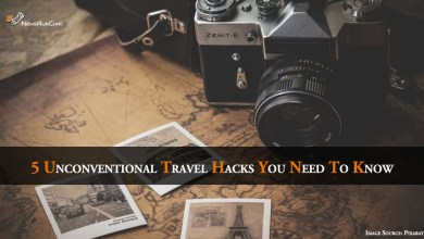 Photo of 5 Unconventional Travel Hacks You Need To Know