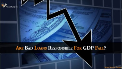 Photo of Are Bad Loans Responsible For GDP Fall?