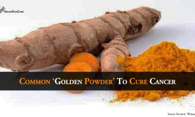Common 'Golden Powder' To Cure Cancer