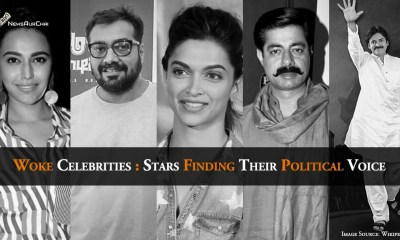 Woke Celebrities: Stars Finding Their Political Voice