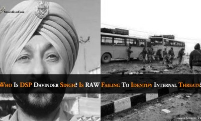 Who Is DSP Davinder Singh? Is RAW Failing To Identify Internal Threats?